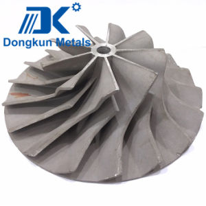 Aluminum Precision Casting Parts for Impeller pictures & photos