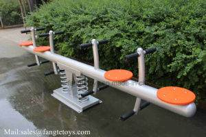 Outdoor Fitness Equipment, Park Seesaw, pictures & photos