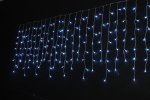 Store LED Curtain Light Decoration Christmas Lights pictures & photos