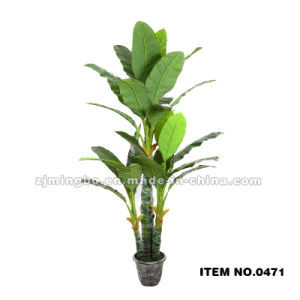 Artificial Plant/Artificial Flowers/Artificial Bonsai Eco-Friendly Plant --0471-- SGS Standard