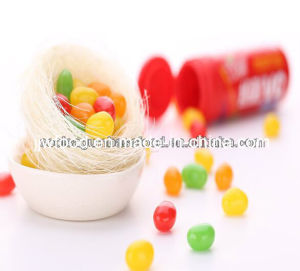 Coolsa Vc Multi-Colored Fruit Flavor Soft Candy pictures & photos