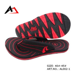 Slipper Casual Shoes Cheap High Quality Footwear for Men (AL002-4) pictures & photos