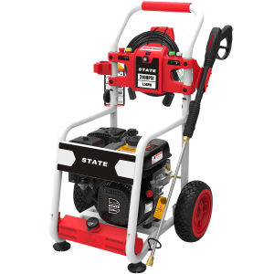 2700psi Professional Horizontal Engine High Pressure Washer pictures & photos