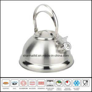 Wire Steel Handle Whistle Kettle Cookware pictures & photos