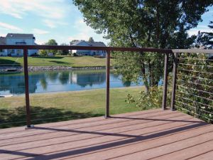 China No. 1 Sale Cable Railing pictures & photos
