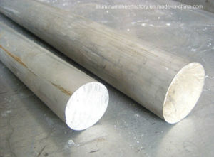 6063 Aluminum Bar /Round / Rod/ for Shafts/Railings/ Stakes/Tines/ Ornamental pictures & photos
