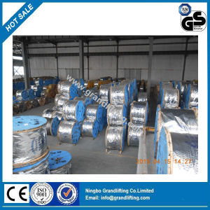 Hot Sell Galvanized Round Strand Wire Rope /Wire Cable pictures & photos
