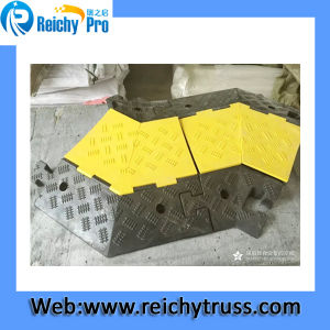 Heavy Loading Duty Cable Protector Ramp pictures & photos