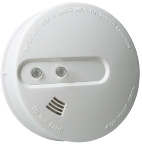 Smoke Fire Detector for Home Security pictures & photos