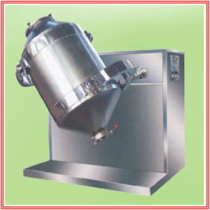 Most High Efficient Three Dimensional Mixer pictures & photos