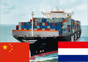 FCL Logistics Service From China to Netherland