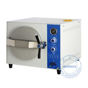 24L Veterinary Tabletop Steam Autocalve and Sterilizer [CE Approved] (MS-TB24J) pictures & photos