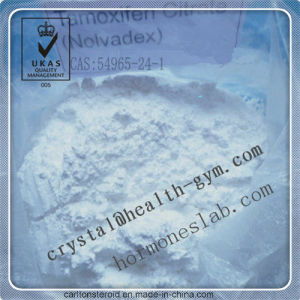 Anti Estrogen Steroid Tamoxifen Citrate Raw Powders for Fitness Bodybuilding pictures & photos