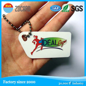 Customized Printed PVC NFC Tag with Ntag203 Chip pictures & photos
