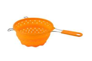Silicone Folding Strainer & Colander FDA&LFGB (SY3016) pictures & photos