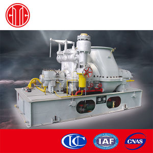 Back Pressure Steam Turbine for Coal Fire Powered Plant pictures & photos