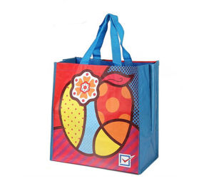 Newest Laminated Promotion Non Woven Bags pictures & photos