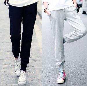 2015 Fashion Women Cotton Harem Jogging Pants 50085 pictures & photos