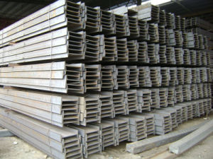 Steel I Beam for Building Structure (steel profile) From China Tangshan Manufacturer pictures & photos