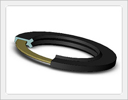 Rubber Gasket Can Be Reinforced with Fabric Cloth. pictures & photos