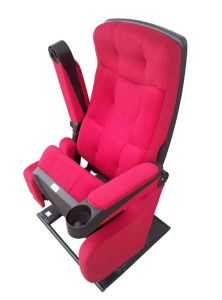 China Auditorium Seating Rocking Recliner Theater Chair (S22JY) pictures & photos