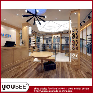 Good Quality Clothes Shop Furniture Garment Display pictures & photos