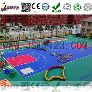 PP Polypropylene Running Track Surface Flooring