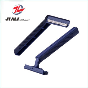 Twin Blade Disposable Razor Blade with High Quality pictures & photos