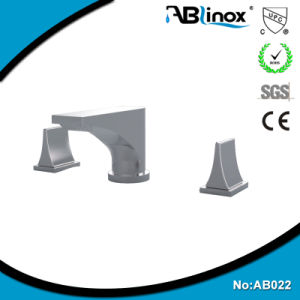 AISI 304 Faucet Fitting Basin Mixer Tap (AB022) pictures & photos