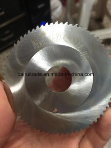 M35 M2 M42 HSS Circular Saw Blade pictures & photos