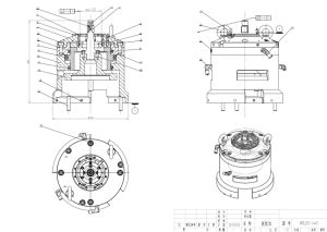 Bearing Lathe Hydraulic Fixture pictures & photos