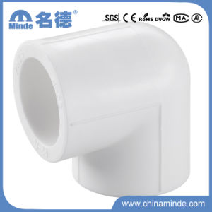 PPR Fittings-Elbow 90° Elbow, PPR Fittings, PP-R Elbow, PP-R Pipe Fittings pictures & photos