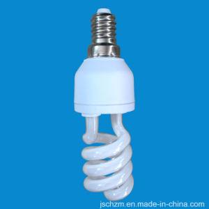 4t Half Spiral Lamp 12W Tricolor