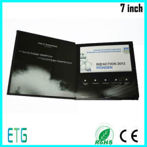 School Printing High Quality Personalize Custom Printing LCD Brochure pictures & photos