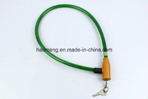 Top Security Anodized Head Chain Lock Color Available Bicycle Lock pictures & photos
