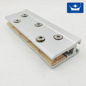 Aluminum Glass Door Clamp/Automatic Door pictures & photos