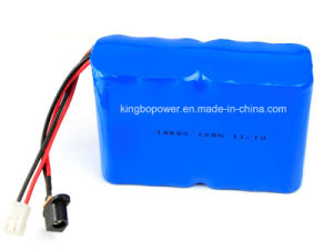 12V Lithium Polymer Battery Pack for Portable Device (10Ah)