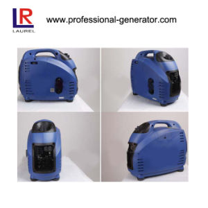 2.5kw Silent Portable Gasoline Digital Inverter Generator pictures & photos