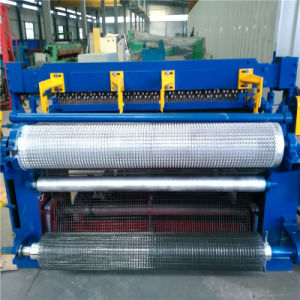 China Automatic Electric Rolling Welded Wire Mesh Machine pictures & photos