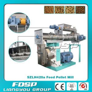 Hot Sale High Output Feed Pellet Mills with Ring Die pictures & photos