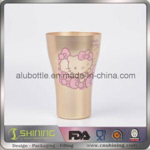Tea Tumbler Anodized Aluminum Cup