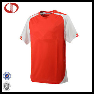 High Quality New Design Short Sleeve Soccer Jersey pictures & photos