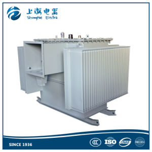 37.5kVA 3 Phase Oil Immersed Transformer pictures & photos