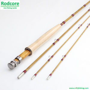 8ft 3piece 5wt Split Bamboo Fly Rod pictures & photos