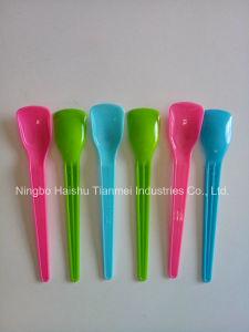 14cm Plastic Ice Cream Spoon, Shovel Spoon, Yogurt Spoon pictures & photos