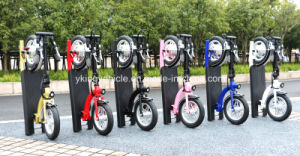 2016 New Design 36V11ah Electric Scooter (ES1201) pictures & photos