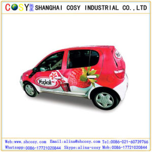 Perfect PVC Self Adhesive Vinyl/Sticker for Car Body Advertising pictures & photos