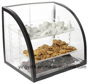 Top Selling Acrylic Bakery Display Shelves pictures & photos