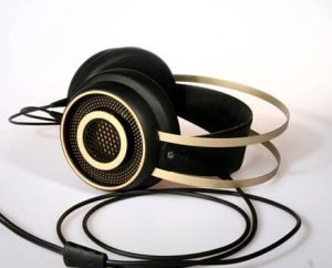 Headband Type Wired USB Gamer Headphone (K-17) pictures & photos