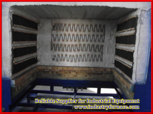 Ceramic Fiber Electric Heating Furnace Chamber pictures & photos